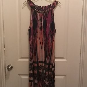 Ladies Maxi Length Dress